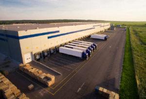 houston warehousing