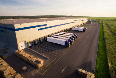 houston warehousing
